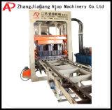 Der meiste Berufsziegelstein, der Maschinerie Producion Zeile bildet