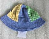 Нормальный выдвиженческий шлем крышки рыболовства вышивки джинсовой ткани