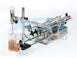 Distributeur de Savon liquide /liquide semi-automatique Machine de remplissage/machine de conditionnement de liquides