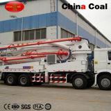La pequeña China Fabricante de escalada de la bomba de concreto hidráulico de la colocación de la maquinaria de pluma