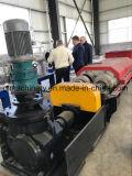 Exprimidor de doble tornillo para la industria papelera y pulping