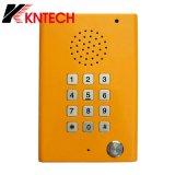 Telefone de emergência Telefone de segurança Sos Sistema de segurança Knzd-29