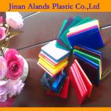 Acrylique couleur feuilles de plexiglas fournisseur