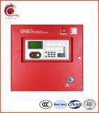 Painel de Conrl do alarme de incêndio para o sistema extinguindo do gás