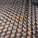 Глубокий черный трехмерный HDPE Geocells