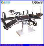 Krankenhaus-Geräten-manueller Vielzweckbetriebstheater-Tisch/Bett, Seite-Esteuert