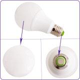 На заводе Чжуншань оптовые продажи 12Вт Светодиодные лампы на60 A70 A80 A90 светодиодные лампы пластика с E27 B22 держатель