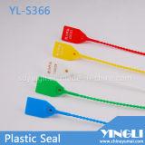 Puxe o Selo de plástico apertado com o número de série (YL-S366)