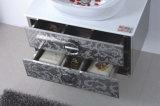 Armoire à miroir de salle de bain moderne en acier inoxydable en acier inoxydable (JN-88852)
