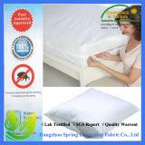 Protector respirable del colchón de la prueba del ácaro del polvo del Encasement de la prueba del fallo de funcionamiento de base