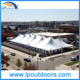 Tenda del Palo del partito della tenda foranea di cerimonia nuziale dell'alto picco delle 1000 genti