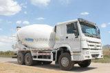 HOWO A7 6X4のミキサーのトラックのセメントの具体的なミキサーのトラック