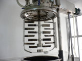 Kippen des hydraulischer Aufzug-Vakuumemulgierenmischers