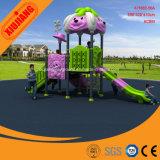 De Apparatuur van de Speelplaats van de Structuur van het Spel van het Park van de Peuter van Xiujiang Openlucht