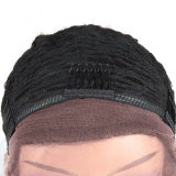 Parrucche profonde allentate brasiliane lunghe marrone chiaro anteriori dei capelli umani delle parrucche #2 del merletto per le donne di colore