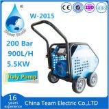Máquina de alta presión estable de la limpieza para el coche