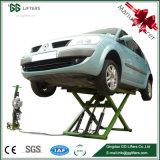 Оборудование подъема автомобиля двойных ножниц гидровлических цилиндров автомобильное портативное (LS27/1200/M; LS30/1200/M)