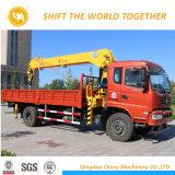 Matériel de levage chaud de vente grue mobile de grue de camion de 15 tonnes