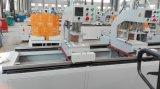 Máquina de soldadura principal do indicador de UPVC quatro sem emenda