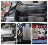 Máquina de canto automática do indicador do PVC e da limpeza da porta