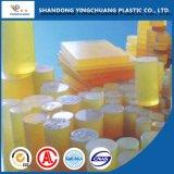De teflon pvc Uitgedreven Plastic Staaf van Staven