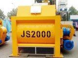 販売のための二重シャフトのかいタイプJs3000の具体的なミキサーの構築機械