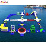 O Parque Aquático Inflável Ilha Flutuante Parque Aquático inflável ACS0121