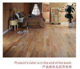 木製のフロアーリングのためにまわりを回る防水木上塗を施してあるPVC