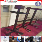 Storer展覧会のステンレス鋼のシート・メタルの表示