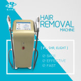 Equipo vertical del retiro del pelo del laser de la fuente IPL Elight del poder más elevado