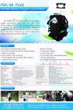 5L de draagbare Mobiele Concentrator van de Zuurstof van de Batterij van het Lithium Ionen