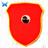 Suporte do gancho Grande 10,5*12cm emblemas bordados patches para o fato de trabalho