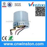 Contrôle de la lumière électrique de la photo avec la CE (ASO)