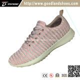 新しいStlye Flyknitの偶然のスポーツの女性および人の靴20158-1