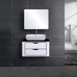 Gabinete de banheiro branco do PVC da cor (BC-062)