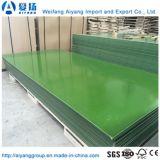 La preuve de l'eau Vert brillant haute Film face contre-plaqué