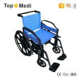 Topmediの全くプラスチック手動車椅子