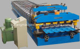艶をかけられたTile 7.5kw Main Motor Power 1250mm Roof Panel Roll Forming Machine