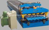 Pain vitré de panneau de toit de la puissance 1250mm de moteur principal de la tuile 7.5kw formant la machine