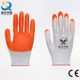 перчатки работы безопасности полиэфира 13gauge покрынные нитрилом низкие (N7001)