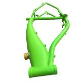 Cadre de bicyclette en Stock/Cadre de bicyclette du hacheur de paille/Cadre de bicyclette noir avec du gaz Tank-Green
