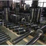 Doppio/cilindro idraulico meccanico a semplice effetto
