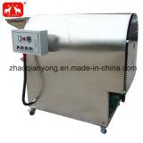 Elevador eléctrico de amendoim em aço inoxidável multifunção Ustulação / Máquina de ustulação de gás