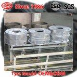 二つの部分から成った鍛造材型の固体タイヤのための鋼鉄固体タイヤ型