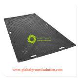 Черный и белый цвет UHMWPE прочный и тяжелый вес инженерной защиты соединения на массу пластика коврик