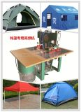 De Machine van het Lassen van de Kwaliteit van Hight voor de Tenten van het Frame, Markttenten, het Kamperen Tenten: