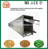 Temperaturregler Continuouse Riemen-Paprikas Vegteble und Frucht-trocknende Maschine