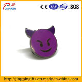 Personalizar o formato do Diabo Pin de lapela para venda