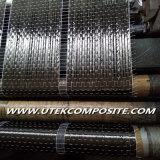tessuto unidirezionale della fibra del carbonio di larghezza 200GSM di 30cm