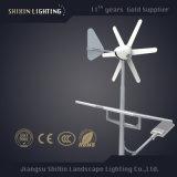 30-120W LED de energia do Vento Solar Luz de rua com painel solar